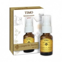 TIMO Quintessenza 15 ml spray - Dr. Giorgini