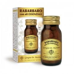 RABARBARO 80 pastiglie (40...