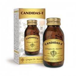 CANDIDAS-T 180 pastiglie (90 g) - Dr. Giorgini