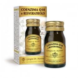 COENZIMA Q10 + RESVERATROLO 30 pastiglie (30 g) -...