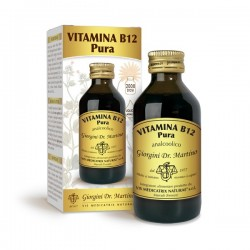 VITAMINA B12 Pura 100 ml liquido analcoolico - Dr....