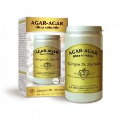 AGAR-AGAR 100 g polvere - Dr. Giorgini