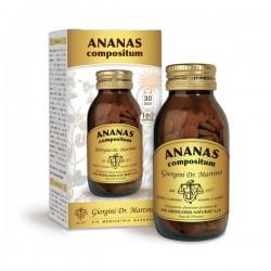 ANANAS COMPOSITUM 180 pastiglie (90 g) - Dr. Giorgini
