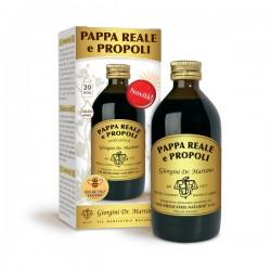 PAPPA REALE E PROPOLI 200 ml liquido analcoolico -...