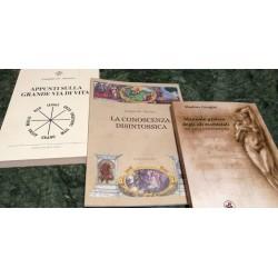 Raccolta di Libri del Dr. Martino Giorgini