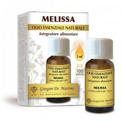 Melissa Olio Essenziale 5 ml - Dr. Giorgini