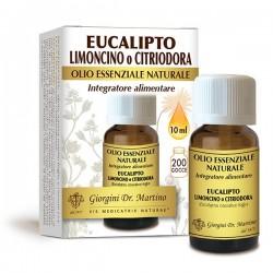 Eucalipto Limoncino o Citriodora Olio Essenziale 10...