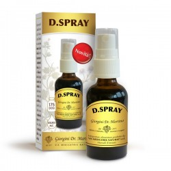 D. SPRAY liquido alcoolico 30 ml - Dr. Giorgini
