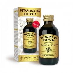 VITAMINA B6 ATTIVATA 100 ml liquido analcoolico -...
