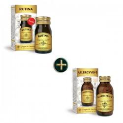 BIS ALLERGIA: Allergyvis-T, Rutina