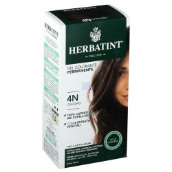 Gel Colorante Permanente 4N Castano - 150 ml