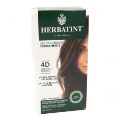 Gel Colorante Permanente 4D Castano Dorato - 150 ml