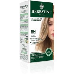 Gel Colorante Permanente 8N Biondo - 150 ml