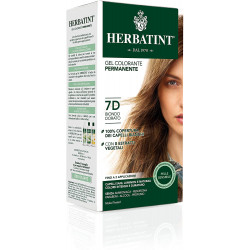 Gel Colorante Permanente 7D Biondo Dorato - 150 ml