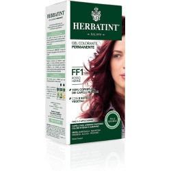 Gel Colorante Permanente FF1 Rosso Henné - 150 ml