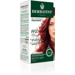 Gel Colorante Permanente FF2 Rosso Porpora - 150 ml