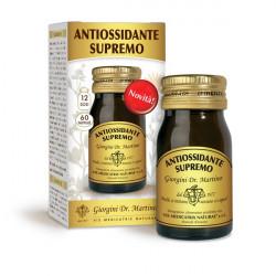ANTIOSSIDANTE SUPREMO 60 pastiglie (30 g) - Dr....