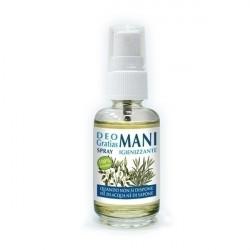 DEO GRATIAS Mani Spray 30 ml - Dr. Giorgini