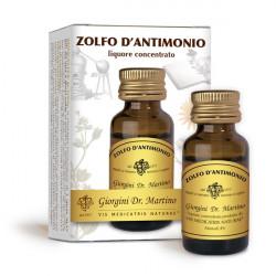 ZOLFO D'ANTIMONIO 10 ml - Dr. Giorgini