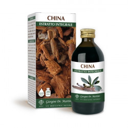 CHINA ESTRATTO INTEGRALE 200 ml - Dr. Giorgini