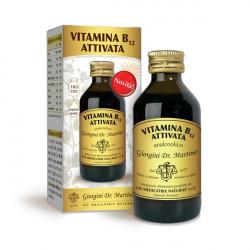 VITAMINA B12 ATTIVATA 100 ml liquido analcoolico -...