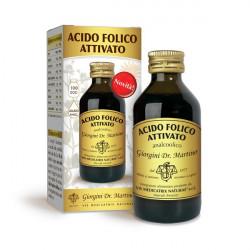 ACIDO FOLICO ATTIVATO 100 ml liquido analcoolico -...