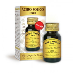 ACIDO FOLICO PURO 50 ml liquido analcoolico - Dr....