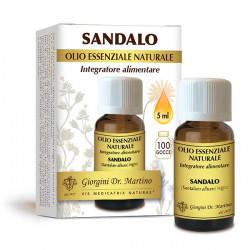 Sandalo Olio Essenziale 5 ml - Dr. Giorgini
