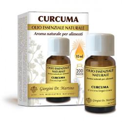 Curcuma Olio Essenziale 10 ml - Dr. Giorgini