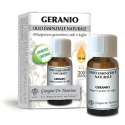 Geranio Olio Essenziale 10ml - Dr. Giorgini