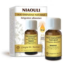 Niaouli Olio Essenziale 10 ml - Dr. Giorgini