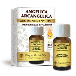 Angelica Arcangelica Olio Essenziale 5 ml - Dr....