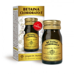 BETAINA CLORIDRATO-T 60 pastiglie (30 g) - Dr. Giorgini