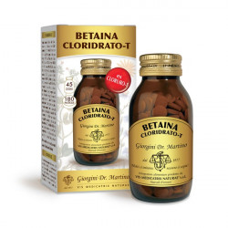 BETAINA CLORIDRATO-T 180 pastiglie (90 g) - Dr....