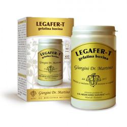 LEGAFER-T Gelatina bovina 400 pastiglie (200 g) -...