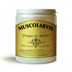MUSCOLARVIS 500 g polvere - Dr. Giorgini